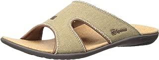 Spenco Mens Men's Kholo Slide Sandal Beige Size: