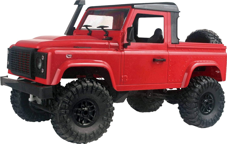 Amewi 1 16 RC Rock Pickup 4WD rot RTR