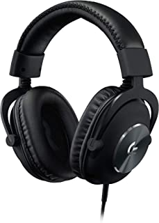 Logitech G PRO Gaming Headset for Oculus Quest 2 - Oculus Ready - Custom-Length Cable - PRO-G Precision Gaming Audio Drive...