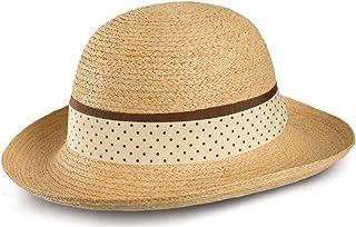 951d5637127a1 Tilley Women s R2 Raffia Hat - Pink Polka Dots W Black - L