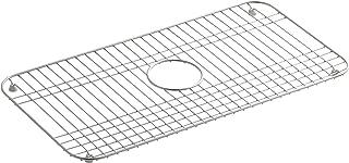 Kohler K-6517-St Bakersfield Bottom Basin Rack, Stainless Steel