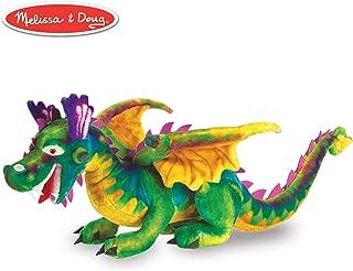 Melissa & Doug Giant Dragon Stuffed Animal (over 3 feet long)