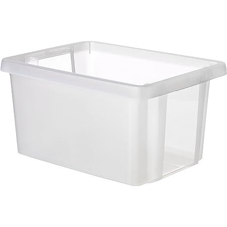 CURVER   Box essentials 16L, Transparent, 29,5 x 39 x 20,3 cm, Plastique