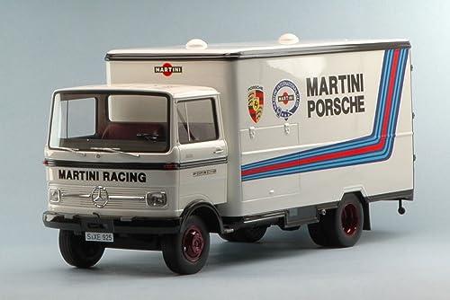 presentando toda la última moda de la calle Premium Classixx PREM30043 Mercedes LP 608 608 608 Service Truck Martini 1 18 Die Cast Compatible con  venderse como panqueques