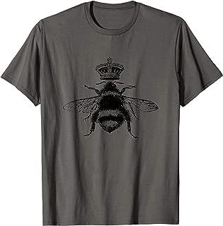 Queen Bee Shirt, Cute Beekeeper Vintage Chic Gift