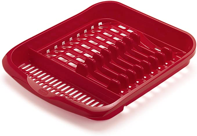 ADDIS PREMIUM QUALITY DISH DRAINER PLATE RACK WITH WASHING UP BOWL SOFT TOUCH