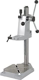 Wolfcraft 5027000 5027000-1 Soporte (CE), para taladros diam. 43 mm, Altura 570 mm, para taladrar con Absoluta exactitud, Aluminio