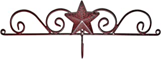Barn Star and Scroll Calendar Hanger