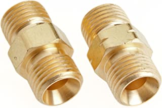 Forney 60332 Hose Coupler Set, Oxygen Acetylene, 3/16 and 1/4-Inch