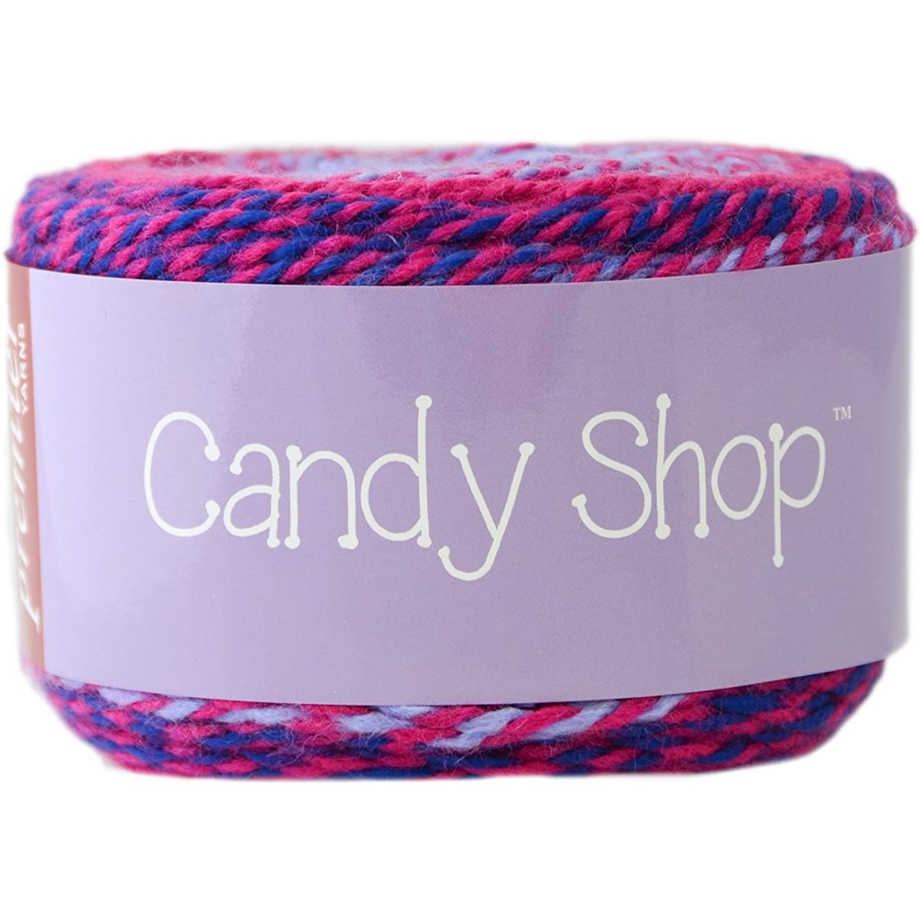 Premier Yarns 1057-09 Candy Shop Yarn-Skittles