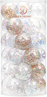 Best clear iridescent ornaments Reviews