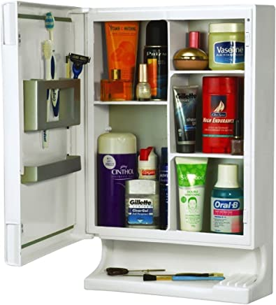 Parasnath Strong and Heavy New Look Bathroom Cabinet with Cabinet with Mirror(Made in India)