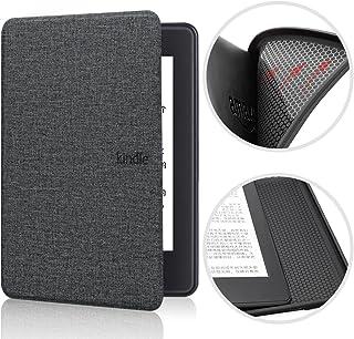 YYS silikonowe etui do nowego Kindle 10. generacji 2019 - trwała obudowa z automatycznym budzeniem/uśpieniem, nadaje się t...