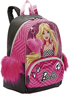 Mochila Grande Barbie 18Z