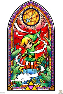wind waker stained glass