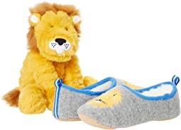 Slipper and Soft Toy Gift Set (Toddler/Little Kid)