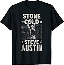 WWE Stone Cold Steve Austin 1 Color Arms Up T-shirt