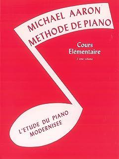 MéThode De Piano Livre 2 Cours éLéMentaire