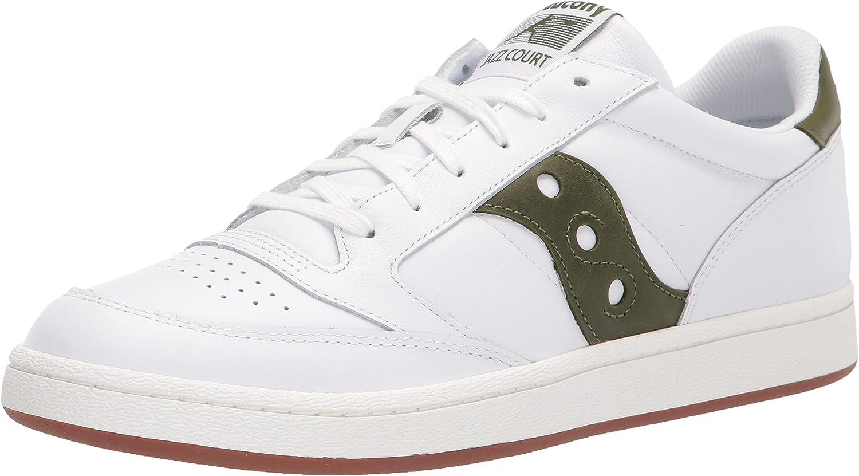 Saucony Unisex-Adult Jazz Court Sneaker