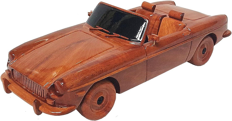 MG Midget Soft Top Desktop Model Car