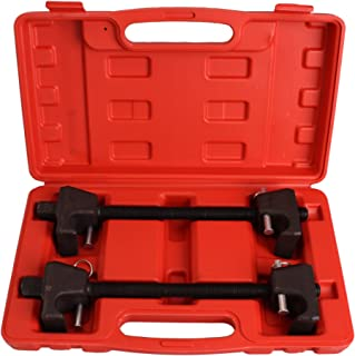 CARTMAN 11.5in Strut Spring Compressor Tool (Set of 2) Macpherson Spring Compression1 Pair, 3/4in Socket 1/2in Drive