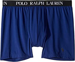 75e6c9bb1dc8 Fall Royal/Polo Black Pony Print. 7. Polo Ralph Lauren. Microfiber Pouch  Boxer Brief