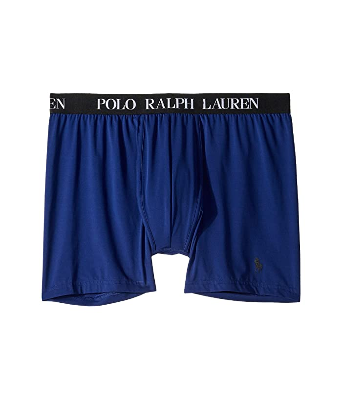 0f2be680b6f9 Polo Ralph Lauren Microfiber Pouch Boxer Brief at Zappos.com