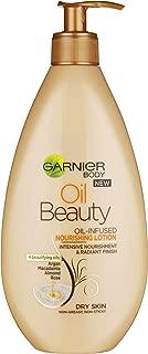 Garnier Oil Beauty Oil-Infused Nourishing Lotion 400ml