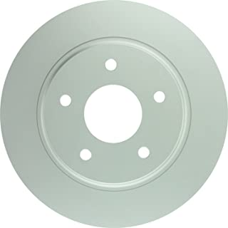 ACDelco 18A2921A Advantage Non-Coated Front Disc Brake Rotor