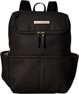 Matte Leatherette Method Backpack
