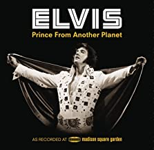 elvis presley prince from another planet cd