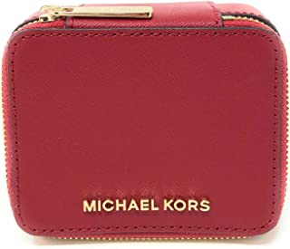 Michael Kors Small Giftables Leather Jewelry Case