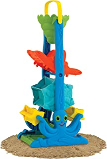 Melissa and Doug 6427 Seaside Sidekicks Sand-and-Water Sifting Funnel White
