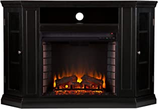 Southern Enterprises Claremont Convertible Media Electric Fireplace 48