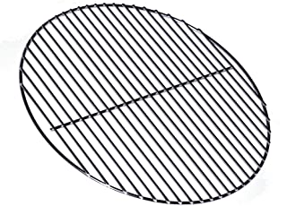 14 Inch, (Solid 304 Stainless Steel, Non-Plated), for Weber Smokey Joe. Upgrade Charcoal Grill Cooking Replacement Grate. ...
