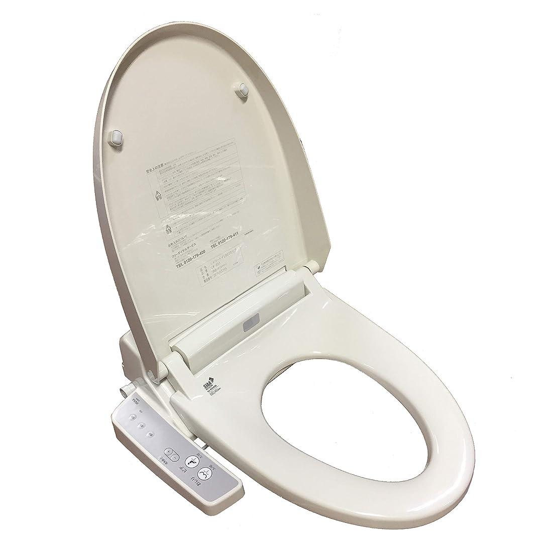 所持小麦粉人道的INAX リクシル 温水洗浄便座 シャワートイレ CW-B51/BN8 オフホワイト