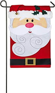 Best applique christmas garden flags Reviews