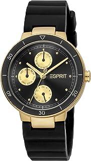 ساعة كوارتز عصرية بعرض كرونوغراف للنساء من اسبريت - ES1L226P0075