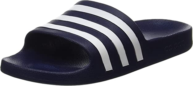 adidas Cloudfoam Adilette, Scarpe da Spiaggia e Piscina Uomo