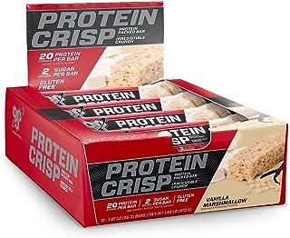 シンサ6 BSN プロテインバー プロテインクリスプ バラエティ パック 6種類×1 計6本 (BSN Syxtha-6 protein crisp variety pack 6Bars)