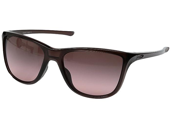 Oakley Reverie (Amethyst w/ G40 Black Gradient) Fashion Sunglasses