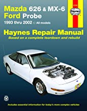 Mazda 626 (93-02), Mazda MX-6 & Ford Probe (93-97) Haynes Repair Manual