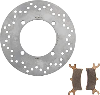 2014 Polaris Sportsman Big Boss 800 6X6 Rear Brake Rotor Disc & Severe Duty Pads