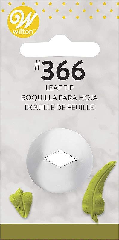 Wilton 418 Leaf Decorating Tip