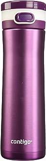 Contigo Glacier Stainless Steel Water Bottle, 20oz, Radiant Orchid