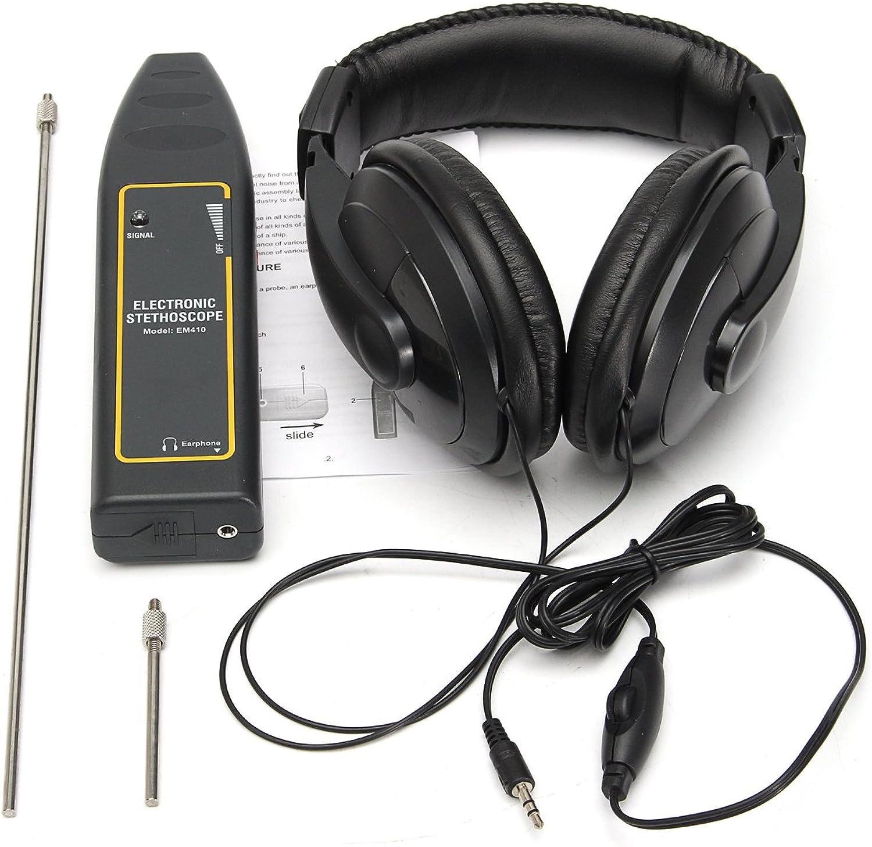 DyNamic Elektronischer Elektronischer Elektronischer Stethoskop-Kopfhörer-Lecksucher-Wasserrohr-Entdeckungs-Ausrüstungs-Ausrüstung B07H4LVM33  Stilvoll und lustig 3b99a0
