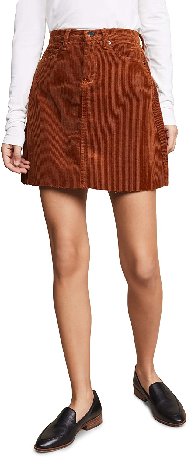 [BLANKNYC] Blank Denim Women's Corduroy Mini Skirt
