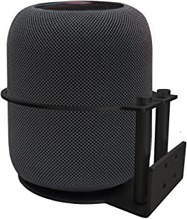 MERES Aluminum Wall Mount Holder Stand Bracket for Apple HomePod Speakers