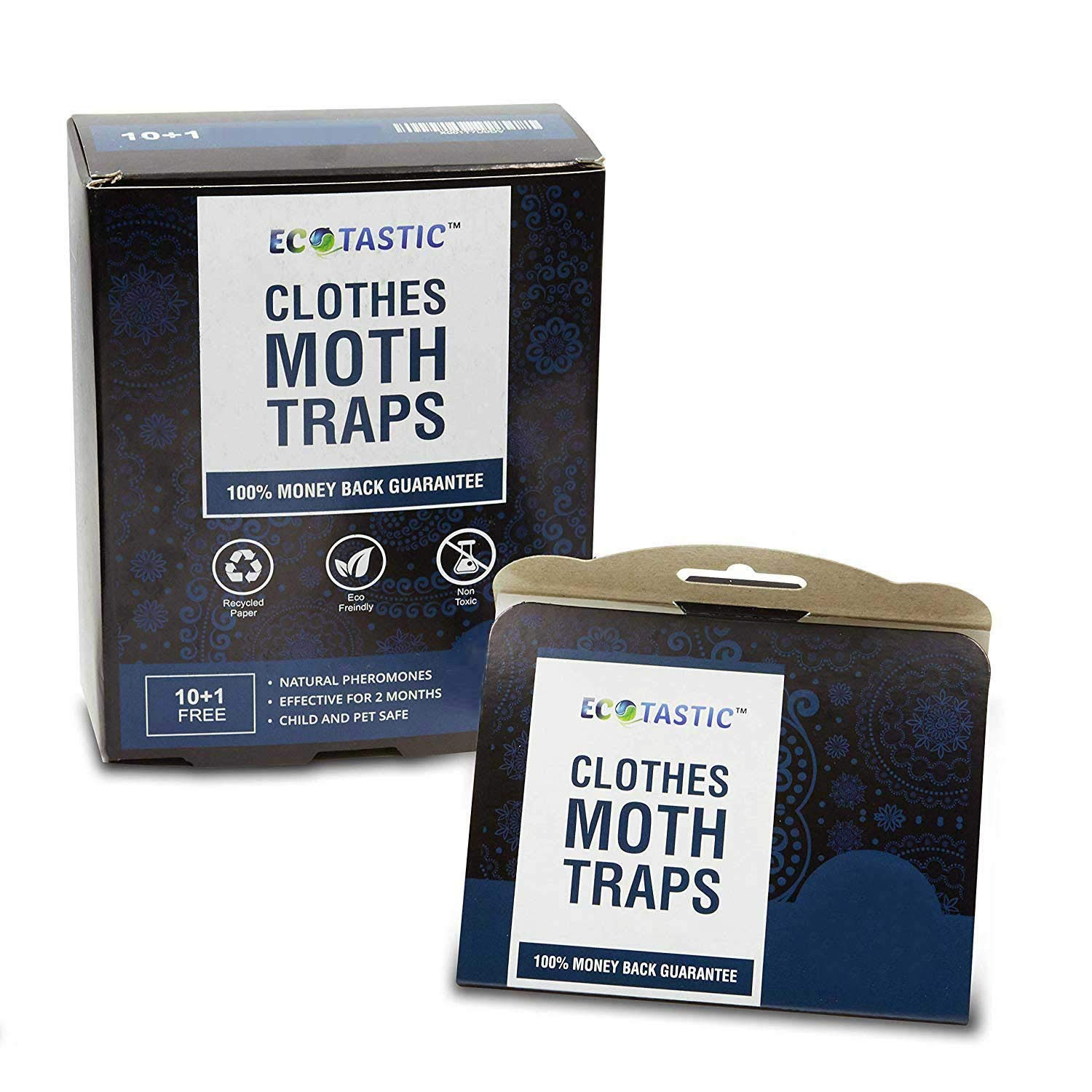 Moth Traps Insecticide Prevention Protection