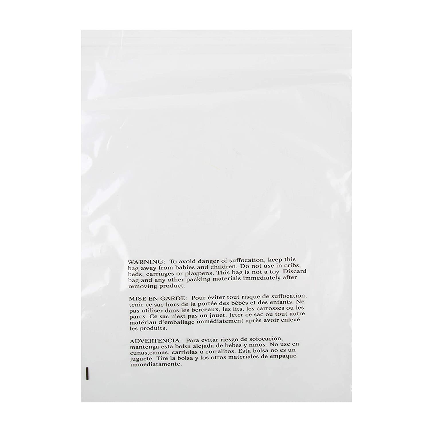 5x7 Poly Bags Retail Supply Co 200 Pack Resealable Poly Bags with Suffocation Warning 5x7 Clear Bags Poly Bags 5x7 Packaging Bags